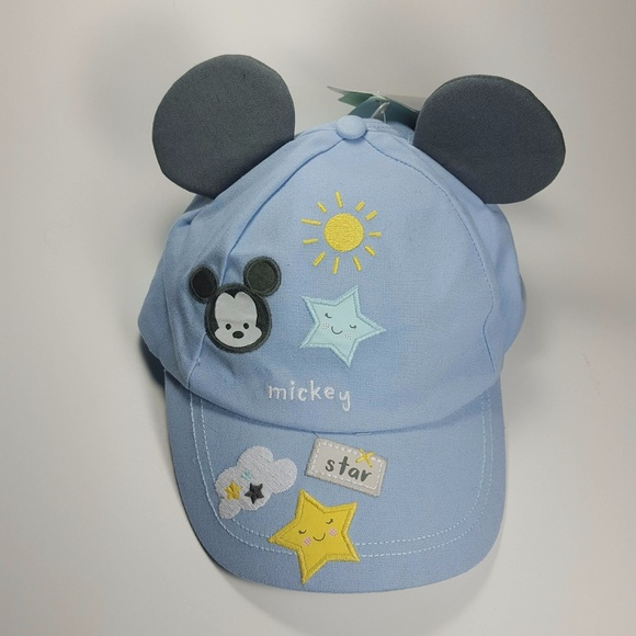 5308722c5 Disney Baby Mickey Mouse Infants Hat NWT
